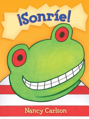 cover image of ¡Sonríe! (Smile a Lot!)