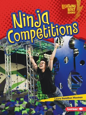 cover image of Ninja Competitions