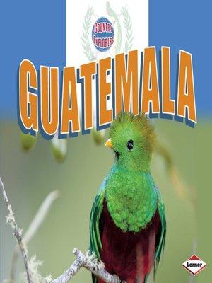 cover image of Guatemala