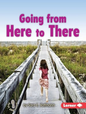 cover image of Going from Here to There
