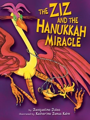 cover image of The Ziz and the Hanukkah Miracle