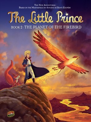 cover image of The Planet of the Firebird