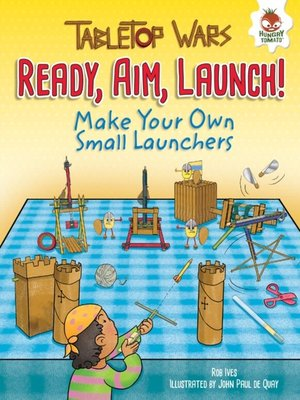 cover image of Ready, Aim, Launch!