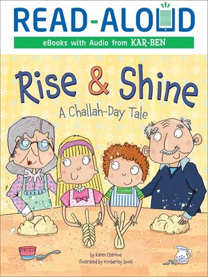 cover image of Rise & Shine