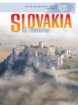 cover image of Slovakia in Pictures