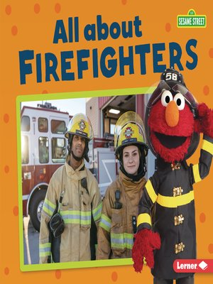 cover image of All about Firefighters