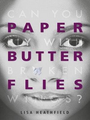 cover image of Paper Butterflies