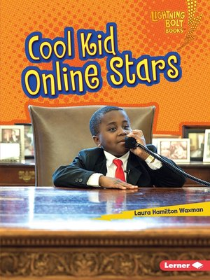 cover image of Cool Kid Online Stars