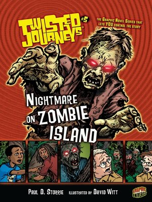cover image of Nightmare on Zombie Island