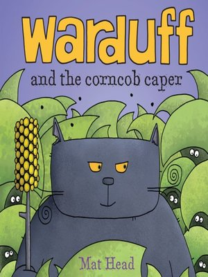 cover image of Warduff and the Corncob Caper