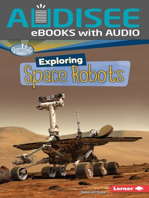 cover image of Exploring Space Robots