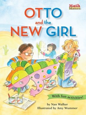 cover image of Otto and the New Girl