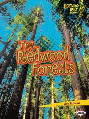 cover image of The Redwood Forests