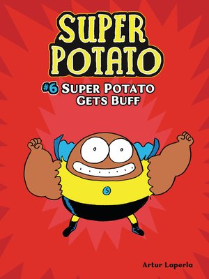 cover image of Super Potato Gets Buff