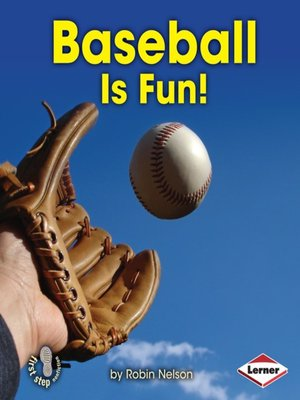 cover image of Baseball Is Fun!
