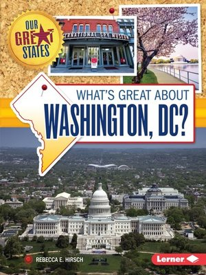 cover image of What's Great about Washington, DC?