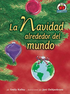 cover image of La Navidad alrededor del mundo (Christmas Around the World)
