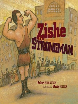 cover image of Zishe the Strongman