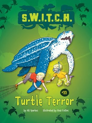 cover image of Turtle Terror