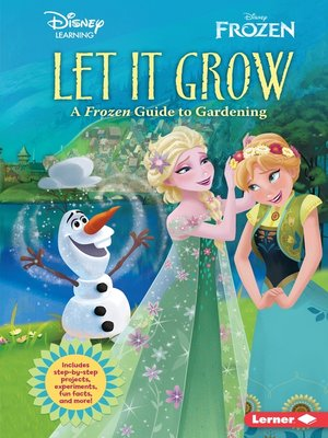 cover image of Let It Grow