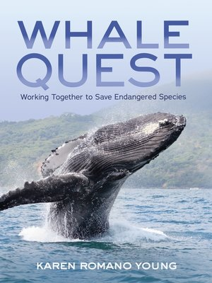 cover image of Whale Quest