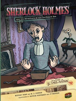 cover image of Sherlock Holmes and the Adventure of the Cardboard Box