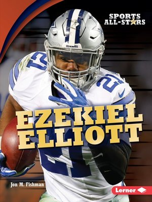 cover image of Ezekiel Elliott