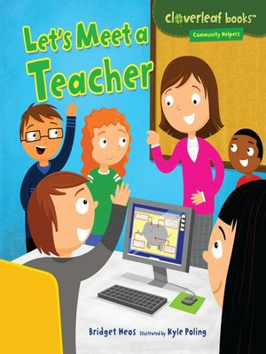 cover image of Let's Meet a Teacher