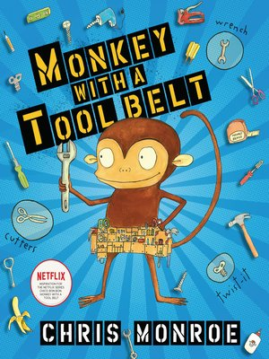 cover image of Monkey with a Tool Belt
