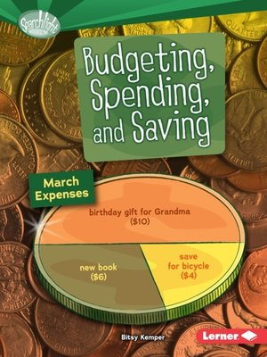 cover image of Budgeting, Spending, and Saving