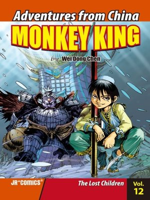 cover image of Monkey King, Volume 12