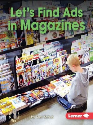 cover image of Let's Find Ads in Magazines