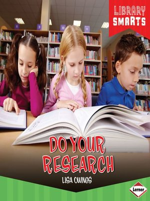 cover image of Do Your Research