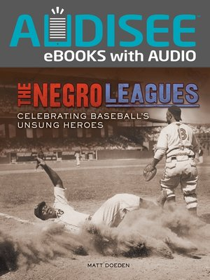 cover image of The Negro Leagues