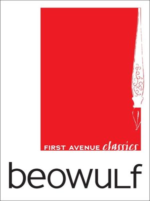 cover image of Beowulf