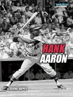 cover image of Hank Aaron