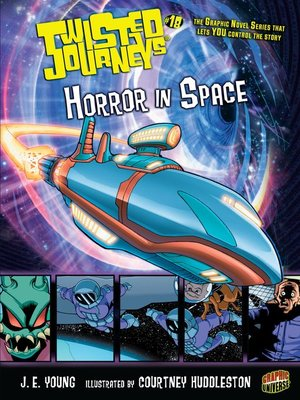 cover image of Horror in Space