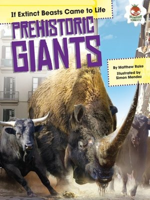 cover image of Prehistoric Giants