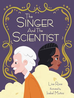 cover image of The Singer and the Scientist