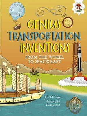 cover image of Genius Transportation Inventions