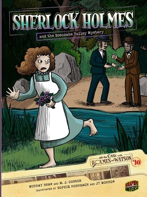 cover image of Sherlock Holmes and the Boscombe Valley Mystery