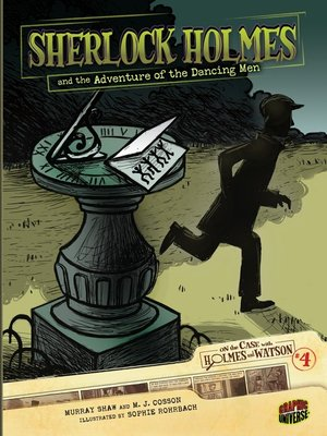 cover image of Sherlock Holmes and the Adventure of the Dancing Men