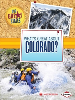 cover image of What's Great about Colorado?