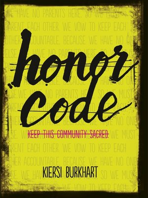 cover image of Honor Code