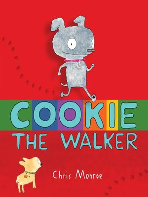 cover image of Cookie, the Walker