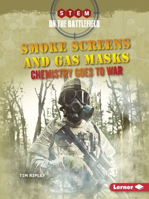 cover image of Smoke Screens and Gas Masks