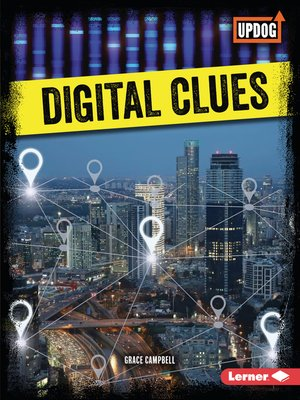 cover image of Digital Clues