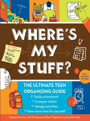 cover image of Where's My Stuff?