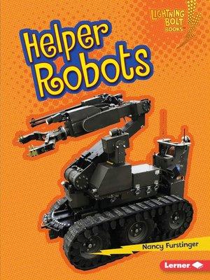 cover image of Helper Robots