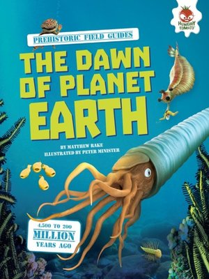 cover image of The Dawn of Planet Earth